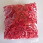 Seals - Red Arrow Lock Crate Seals