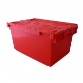 Attached Lid Containers (AT10A804BA) AT10A804 - 10A82 - 80 Litre - Red - 710x460x368mm